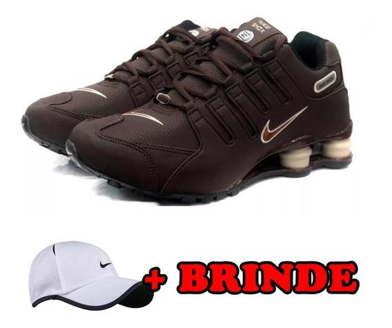 Tenis Nike Sxhox Nz Masculino Azul Branco Prata Preto Oferta
