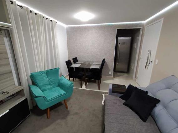 Apartamento João Éboli 2 Dorm 1 Suíte 2 Banheiro 56m2