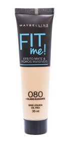 Base Maybelline Fit Me 080