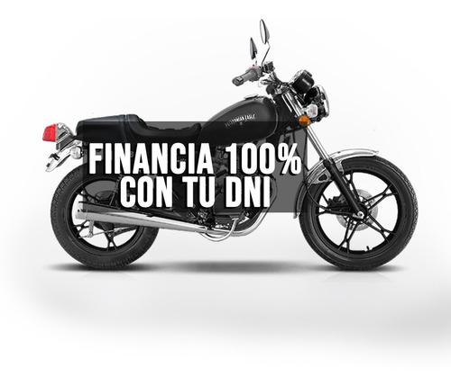 Zanella Patagonian 150  Financia 100%  Cycles Solo Dni