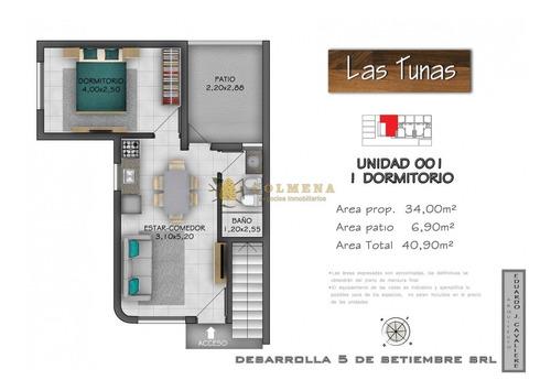 Aptos En Barrio La Sonrisa Maldonado En Zona Comercial - Consulte !!!!!- Ref: 2806