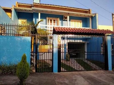 Casa Em Arroio Da Manteiga Com 3 Dormitórios - Vr29118