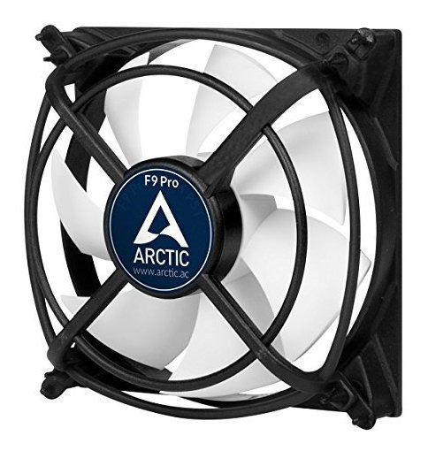 Ventilador Arctic F9 Pro - 92 Mm Case Fan With Vibration-abs