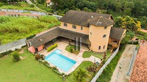 Imagem 1 de 30 de Chácara Com 4 Dormitórios À Venda, 1337 M² Por R$ 1.800.000 - Luiz Fagundes - Mairiporã/sp - Ch0006