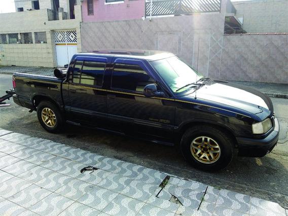 S10 Cabine Dupla 4.3 V6 Ano 2000 Gasolina Executive De Luxe