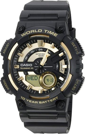 Reloj Deportivo Casio Telememo 30