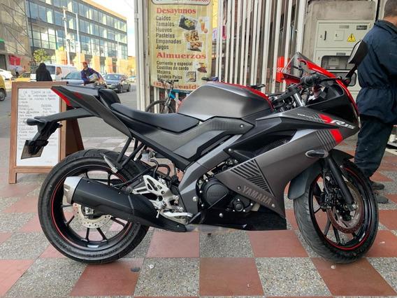 Vendo Yamaha R15 V 3.0 Perfecto Estado - Garantia De Fabrica