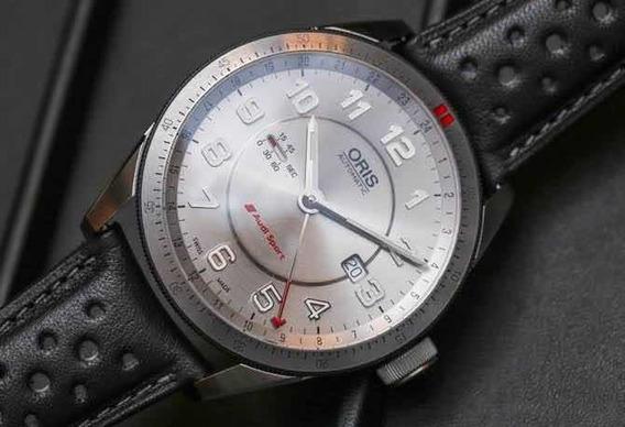 Relógio Oris Gmt Audi Sport Automático