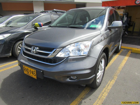 Honda Cr-v Exl 4x4 At