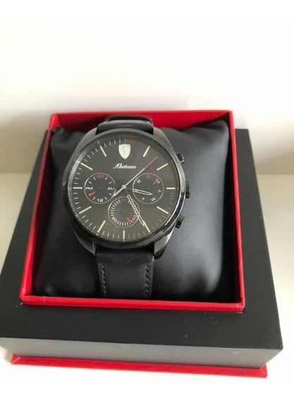 Relógio Ferrari De Couro