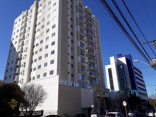 Apartamento A Venda No Bairro Centro Em São José Dos - Ap-1365-1