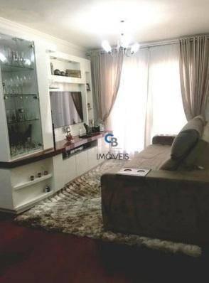 Imagem 1 de 14 de Apartamento À Venda, 80 M² Por R$ 510.000,00 - Mooca - São Paulo/sp - Ap5378