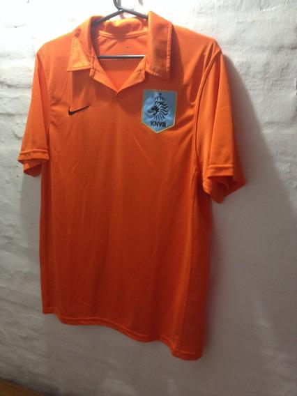 Camiseta Futbol Seleccion Holanda Año 2003 Impecable