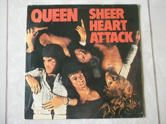 Lp Queen: Sheer Heart Attack 1974