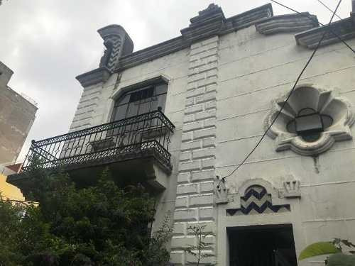 Hermosa Residencia En Venta Tipo Colonial Californiano En La Colonia Del Valle