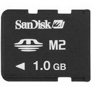 Memory Stick Micro M2 1gb