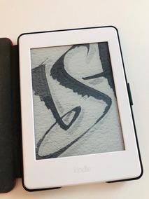 Kindle Paperwhite Wi-fi - Iluminação Embutida - Com Capa