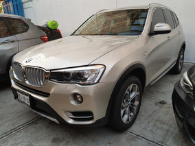 Bmw X3 2.0 Xdrive28ia X Line At