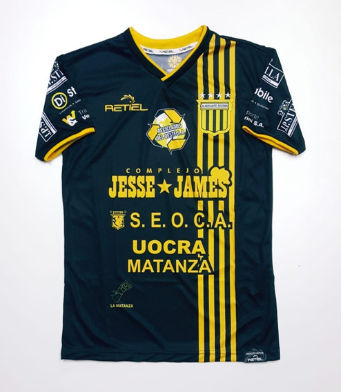 Camiseta Almirante Brown Alternativa Retiel 2019 Original