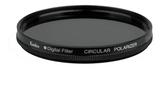 Filtro Polarizador Circular Cpl Kenko 67mm Canon/nikon/sony