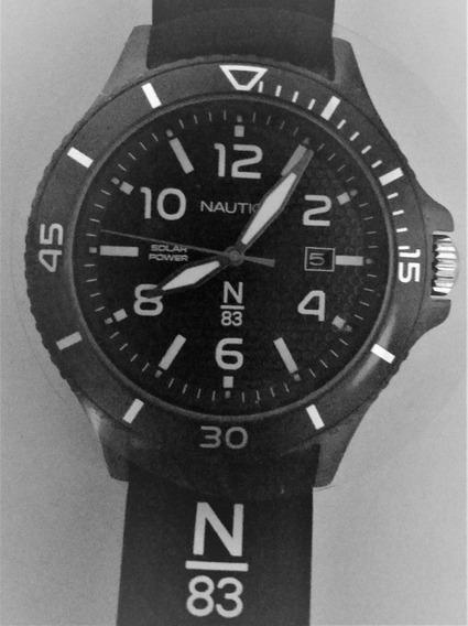 Reloj Solar, Nautica N83 Cocoa Beach, Para Hombre
