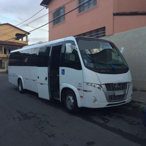 Micro Ônibus W9 Executivo 2014