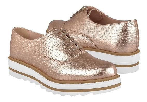 Zapatos Casuales Para Dama Capa De Ozono 374508-4