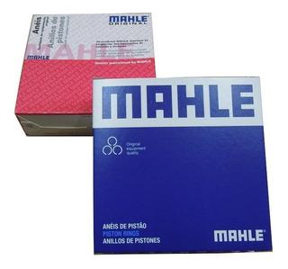 Juego Aros Rectificación Mahle Renault Megane 1.9 Td F9q