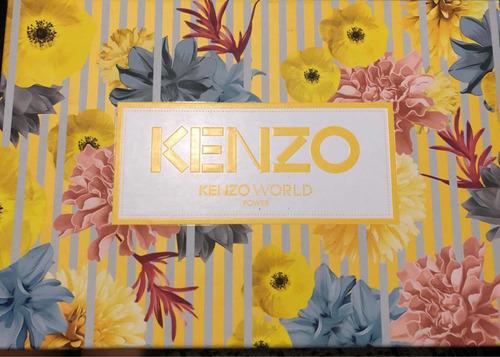Caja Kenzo World Power Edp 30 Ml30 Ml