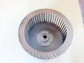 Rotor Para Ventilador Siroco 180 X 80 Aço Inox