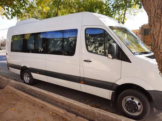 Mercedes-benz Sprinter 515 Cdi Minibús 19 +1