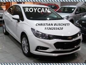 Chevrolet Cruze 4p Lt 1.4t Tienda Online