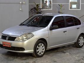 Renault Symbol Pack 1.6 8v Nafta 2009 4 Puertas Color Gris