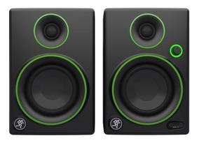 Mackie Cr3 Par De Monitores De Áudio Ativos 110v - Garantia