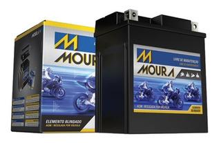 Bateria Moura Ma30-d Hd Road King Ultra Limited Street Glide
