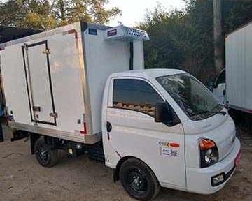 Hyundai Hr Bau Refrigerada