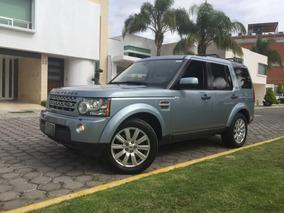 Land Rover Discovery Lr4 2012 Hse Gps Dvds Camara De Reversa
