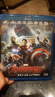 Avengers Age Of Ultron Blu Ray Oroginal