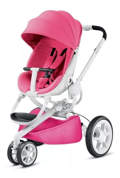 Coche Quinny Moodd Cuotas Pink Passion By Maternelle