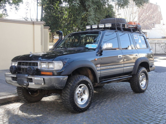Toyota Land Cruiser Hdj 80 Vx 4.2 Td