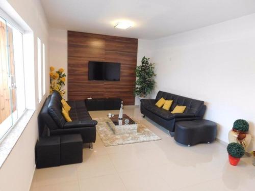 Casa Residencial À Venda, Vila Progresso, Jundiaí. - Ca1099 - 34730006