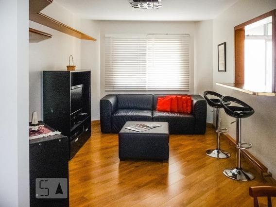 Apartamento Para Aluguel - Moema, 1 Quarto, 55 - 893073069