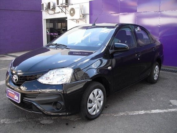 Etios 1.5 X Sedan 16v Flex 4p Manual 63883km