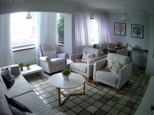 Apartamento Com 4 Dormitórios À Venda, 84 M² Por R$ 330.000,00 - Madalena - Recife/pe - Ap0303
