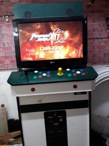 Imagen 1 de 7 de Maquina Arcade 3188 Juegos Con Tv Hdmi De  26