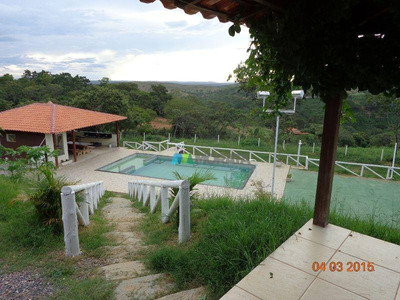 Fazenda - 21 Ha - São José De Almeida (mg) - Cod: Mta599