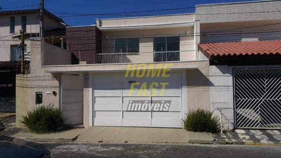 Sobrado Com 3 Dormitórios À Venda, 216 M² Por R$ 620.000,00 - Vila Oliveira - Mogi Das Cruzes/sp - So0625