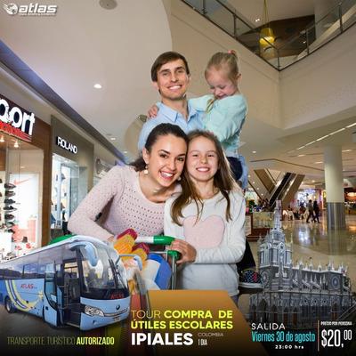 Viaje A Ipiales, Tour De Compras Ipiales, Viaje A Colombia
