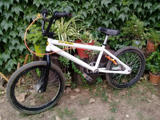 Bicicleta Tipo Bmx.