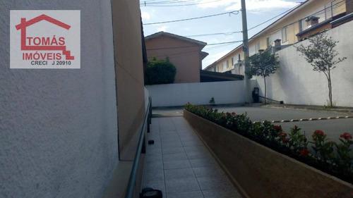 Imagem 1 de 11 de Sobrado Em Condomínio No City Jaraguá - So1713